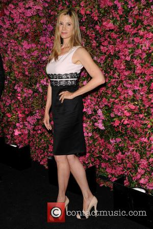 Mira Sorvino - The 8th annual Chanel Artists Dinner during the 2013 Tribeca Film Festival at The Odeon - Arrivals...