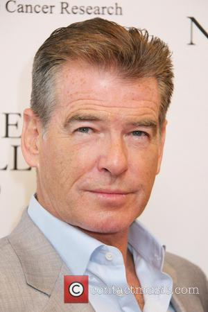 Pierce Brosnan - Los Angeles premiere of 'Love Is All...