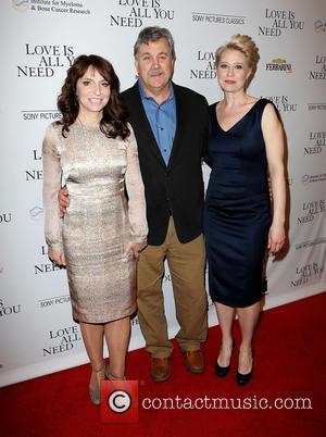 Susanne Bier, Tom Bernard and Trine Dyrholm