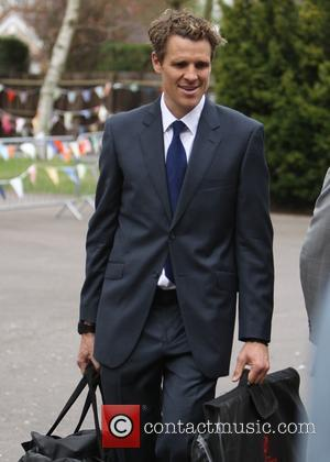 James Cracknell - Prince Harry opens Bradbury House, the new headquarters for brain injury association Headway - Nottingham, United Kingdom...