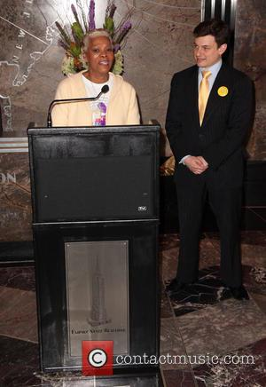Dionne Warwick and Joseph Weilgus