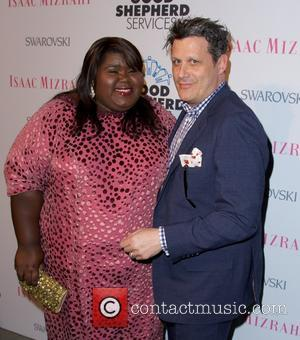 Gabourey Sidibe and Isaac Mizrahi