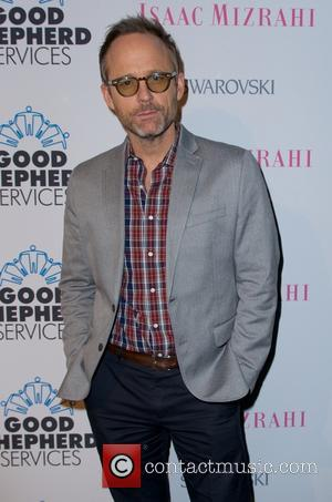 John Benjamin Hickey - Good Shepherd Services Spring Party hosted by Isaac Mizrahi - New York City, New York ,...