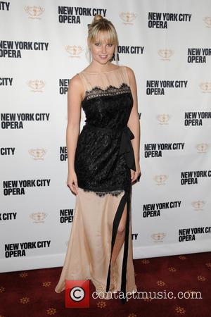 Genevieve Morton - 2013 New York City Opera Spring Gala - Red Carpet arrivals - Manhattan, NY, United States -...
