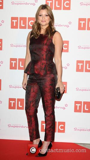 Holly Valance - TLC channel launch held at Sketch - Arrivals - London, United Kingdom - Thursday 25th April 2013