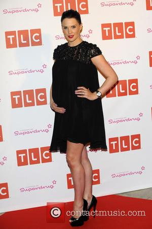Danielle Lloyd - TLC channel launch held at Sketch - Arrivals - London, United Kingdom - Thursday 25th April 2013