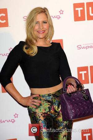 Heidi Range - TLC channel launch held at Sketch - Arrivals - London, United Kingdom - Thursday 25th April 2013