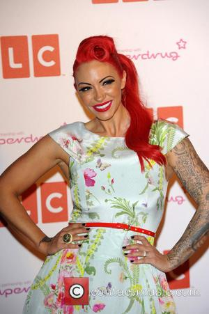 Jodie Marsh - TLC channel launch held at Sketch - Arrivals - London, United Kingdom - Thursday 25th April 2013