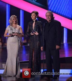 Edward James Olmos - The 2013 Billboard Latin Music Awards at Bank United Center - Show - Coral Gables ,...
