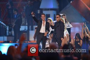 Marc Anthony Makes Chart History In America