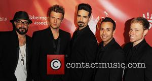 Aj Mclean, Nick Carter, Kevin Richardson, Howie Dorough, Brien Littrell and Backstreet Boys