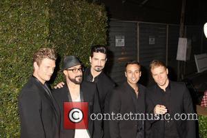 Backstreet Boys, Nick Carter, A.j. Mclean, Kevin Richardson, Howie Dorough and Brian Littrell
