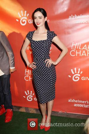 Krysten Ritter - Hilarity For Charity Benefiting The Alzheimer's Association - Los Angeles, CA, United States - Thursday 25th April...