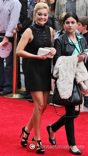 Olivia Holt - Los Angeles Premiere of Iron Man 3 at El Captian Theatre - Outside Arrivals - Los Angeles,...