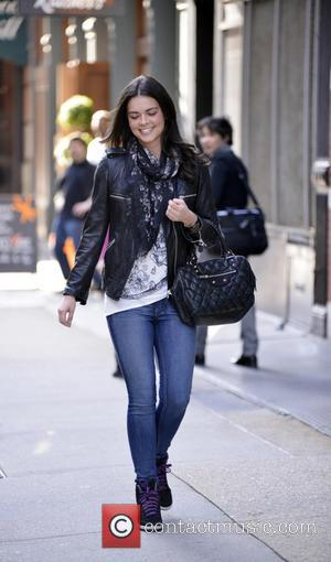 Katie Lee Joel - American food critic and TV chef, Katie Lee Joel, out and about in New York City...