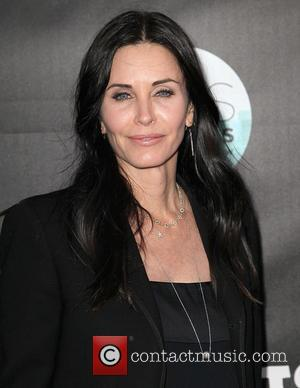 Courteney Cox Reveals Ex David Arquette Will Become Father To Baby Boy