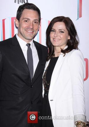 Music Box Theatre, Steve Kazee and Sarah Fitzpatrick
