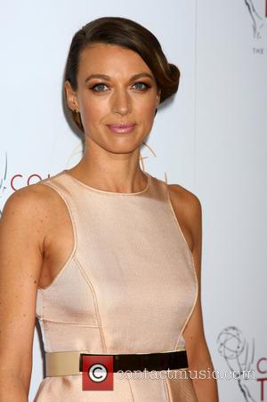 Natalie Zea - 34th College Television Awards Gala at JW Marriott Los Angeles at L.A. LIVE - Arrivals - Los...