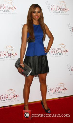 Toks Olagundoye - 34th College Television Awards Gala at JW Marriott Los Angeles at L.A. LIVE - Arrivals - Los...