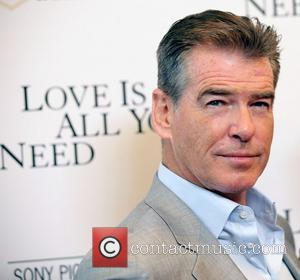 Pierce Brosnan - Los Angeles premiere of 'Love Is All You Need' at The Linwood Dunn Theatre - Arrivals -...