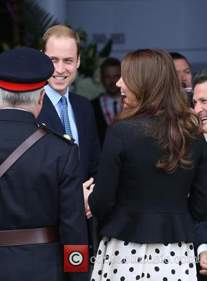 Catherine, Duchess Of Cambridge, Kate Middleton, Duke Of Cambridge and Prince William