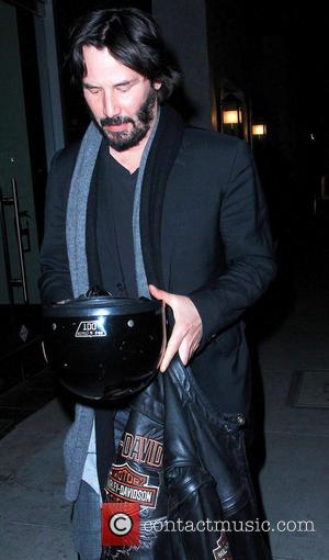 Keanu Reeves - Keanu Reeves leaves Spargo restaurant in Beverly Hills - Los Angeles, California, United States - Friday 26th...