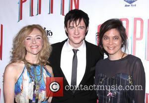 James Thomas, Rachel Bay Jones and Diane Paulus