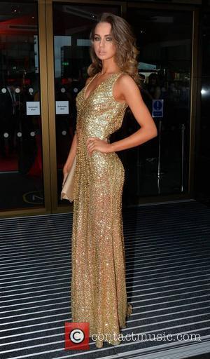 Thalia Heffernan - VIP Magazine Style awards at the Marker Hotel - Arrivals - Dublin, Ireland - Friday 26th April...