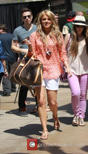 Ali Fedotowsky - Ali Fedotowsky at The Grove in Hollywood - Hollywood, CA, United States - Friday 26th April 2013