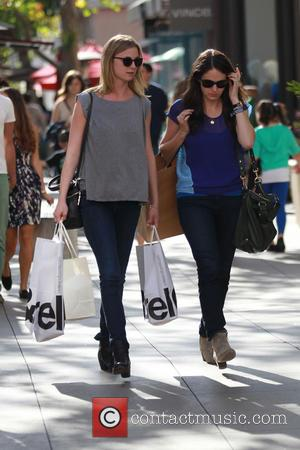 Emily VanCamp - Emily VanCamp goes shopping at The Grove in Hollywood - Hollywood, CA, United States - Friday 26th...