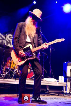 Billy Gibbons - Moving Sidewalks performs at Psych Fest in Austin - Austin, TX, United States - Friday 26th April...