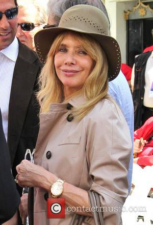 Rosanna Arquette - Handprint and footprint ceremony honouring actress Jane Fonda, presented as part of the '2013 TCM Classic Film...