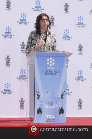 Lily Tomlin - Handprint and footprint ceremony honouring actress Jane Fonda, presented as part of the '2013 TCM Classic Film...