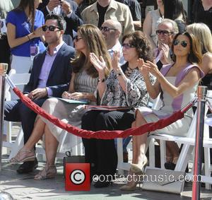 Troy Garity, Maria Shriver, Lily Tomlin and Eva Longoria