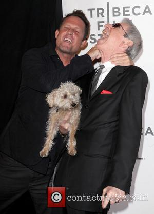 Dean Winters, Bebe and Richard Belzer