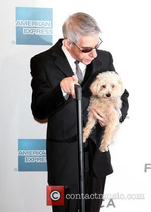 Richard Belzer and Bebe