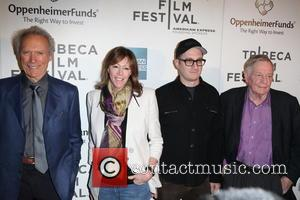 Clint Eastwood, Jane Rosenthal, Darren Aronofsky and Richard Schickel