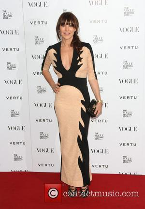 Tamara Mellon - Vogue Festival party 2013 held at the Southbank Centre - Arrivals - London, United Kingdom - Saturday...