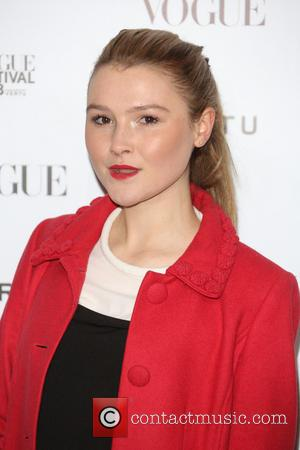 Amber Atherton - Vogue Festival party 2013 held at the Southbank Centre - Arrivals - London, United Kingdom - Saturday...