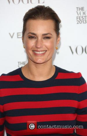 Yasmin Le Bon - Vogue Festival party 2013 held at the Southbank Centre - Arrivals - London, United Kingdom -...