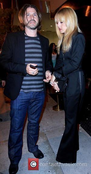 Rachel Zoe and Rodger Beman