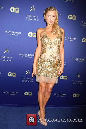 Paris Hilton - Hakkasan Las Vegas at MGM Grand and GQ Magazine Present All-Star Red Carpet Affair to Celebrate Nightclub...