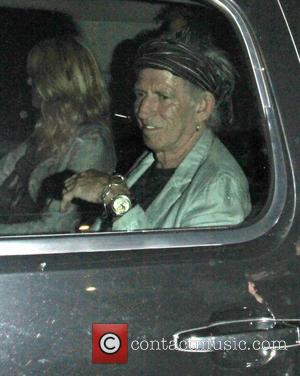 Rolling Stones' Keith Richards In 'Doesn't Own Ipod' Shocker!