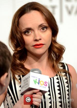 Christina Ricci - 2013 Tribeca Film Festival 'Smurfs Family Festival' World Premiere - Arrivals - New York, United States -...