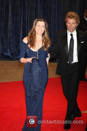 Dorothea Bon Jovi and Jon Bon Jovi - 2013 White House Correspondents' Association Dinner at the Washington Hilton - Arrivals...
