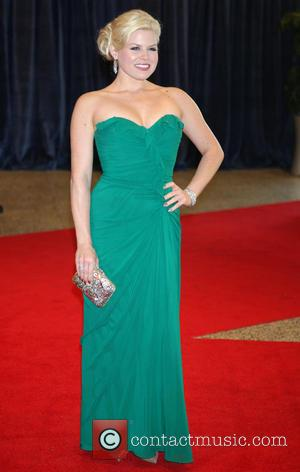 Megan Hilty - 2013 White House Correspondents' Association Dinner at the Washington Hilton - Arrivals - Washington, D.C., United States...