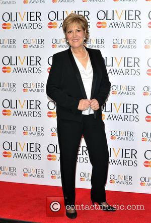 Lynda Bellingham - The Olivier Awards held at the Royal Opera House - Pressroom - London, United Kingdom - Sunday...