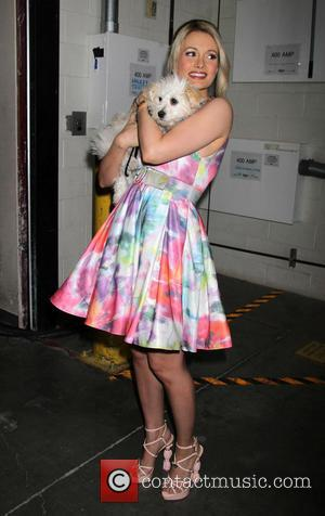 Holly Madison - The Animal Foundation's 10th Annual 'Best In Show' held at Orleans Arena inside the Orleans Hotel and...
