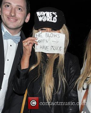 Emily Atack and Martha Atack - Leigh Francis holds his fancy dress birthday party at Gilgamesh - London, United Kingdom...
