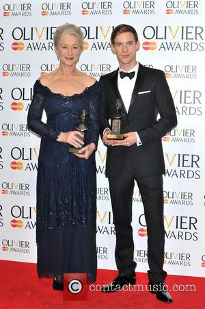 Dame Helen Mirren Eclipsed By 'Curious Incident' At Olivier Awards